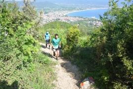 Σουγλιάνι Trail 2016 - 1ος Σταθμός Συκιάς Πέτρα
