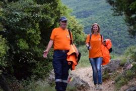 Σουγλιάνι Trail 2016 - Εθελοντές